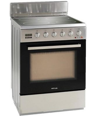 Artusi 60cm Electric Freestanding Cooker