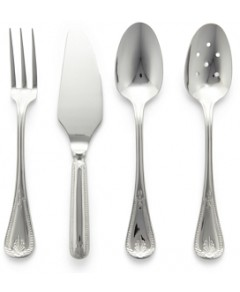 Couzon Consul Stainless 4-Piece Hostess Set