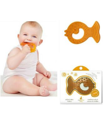 CaaOcho-All Stage Teether Fish