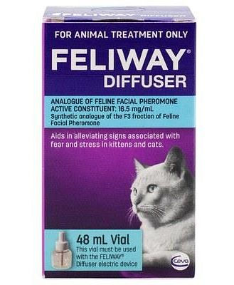 FELIWAY REFILL FOR CAT ANXIETY 48ML