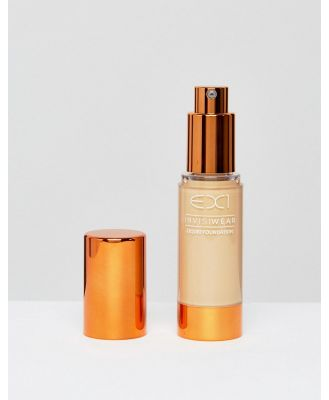 EX1 Cosmetics Liquid Foundation - Cream