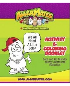 AllerMates Activity Book
