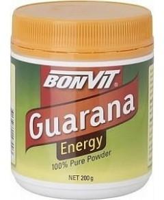 Bonvit Guarana Powder 100% 200g