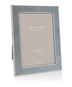 Addison Ross Faux Shagreen Frame, 5 x 7
