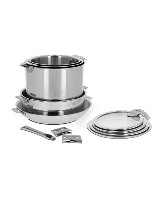 Cristel Casteline Tech 12-Piece Cookware Set Bloomingdale's Exclusive