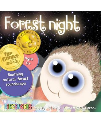 Dinosnores- Sleep CDs for Babies-Sleepy Soundscapes
