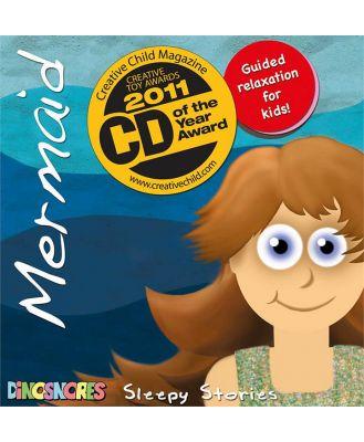 Mermaid Sleepy Stories CD
