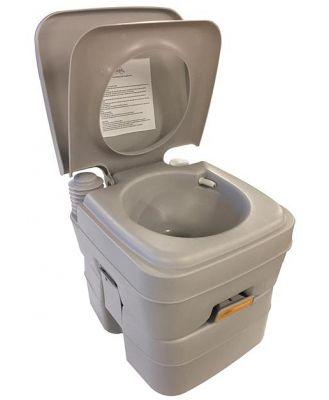 CampEzi 20L Portable Camping Toilet